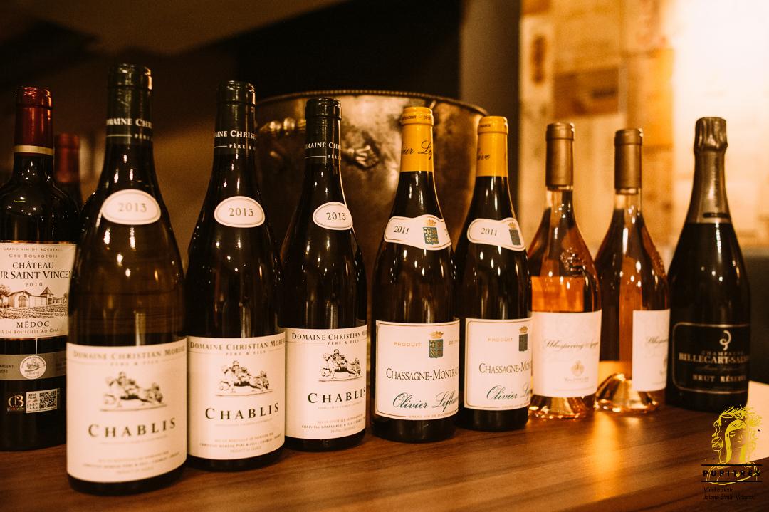 vina francuske
