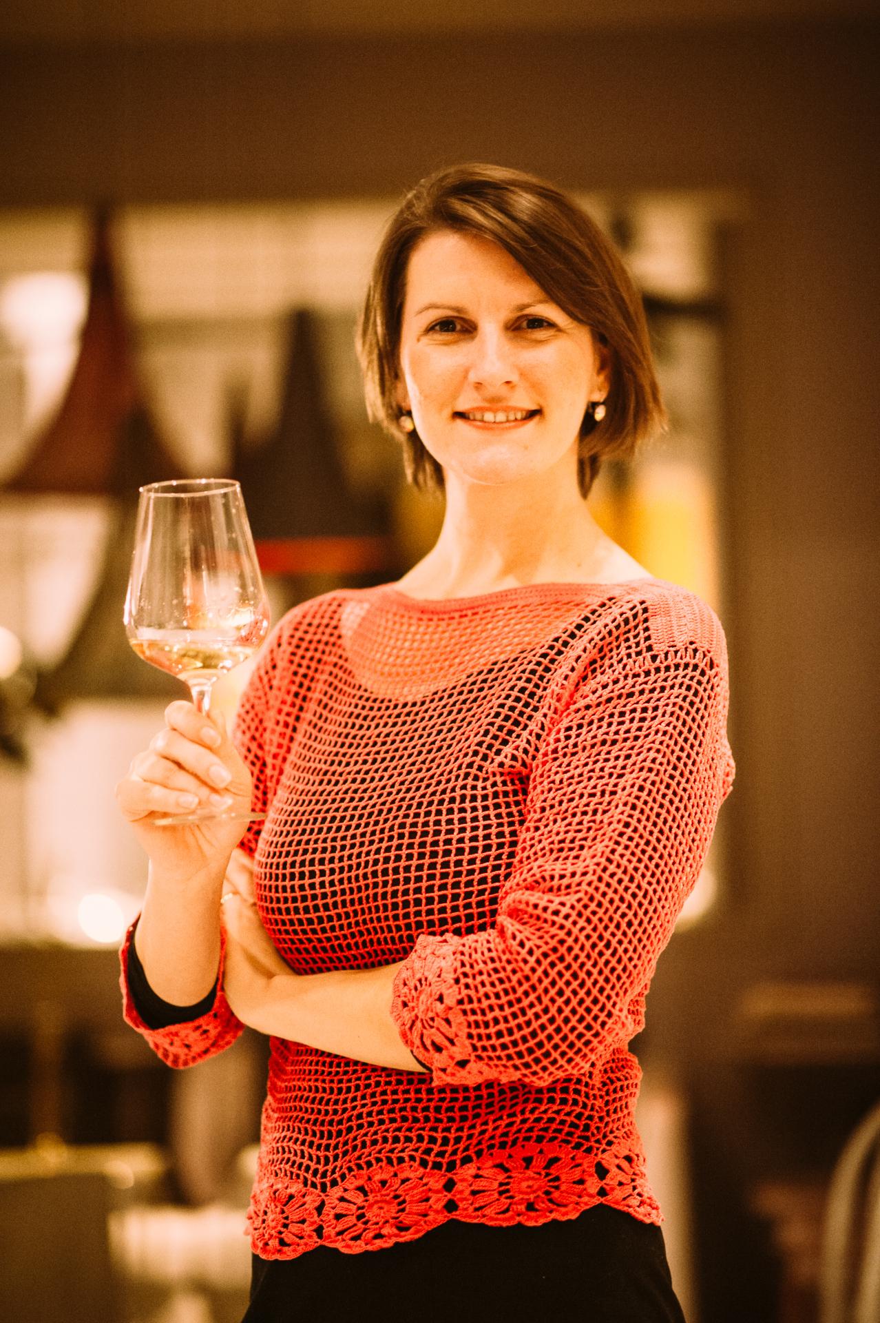 Jelena Šimić Valentić dipl. sommelier