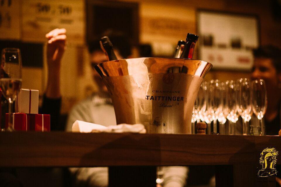 Luksuzna vinska večer: šampanjac