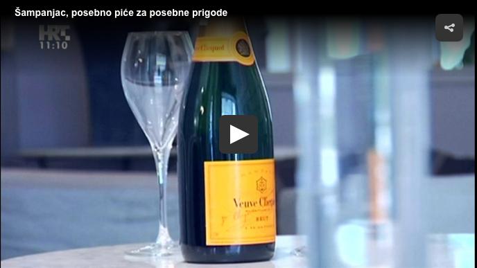 Šampanjac posebno piće za posebne prilike