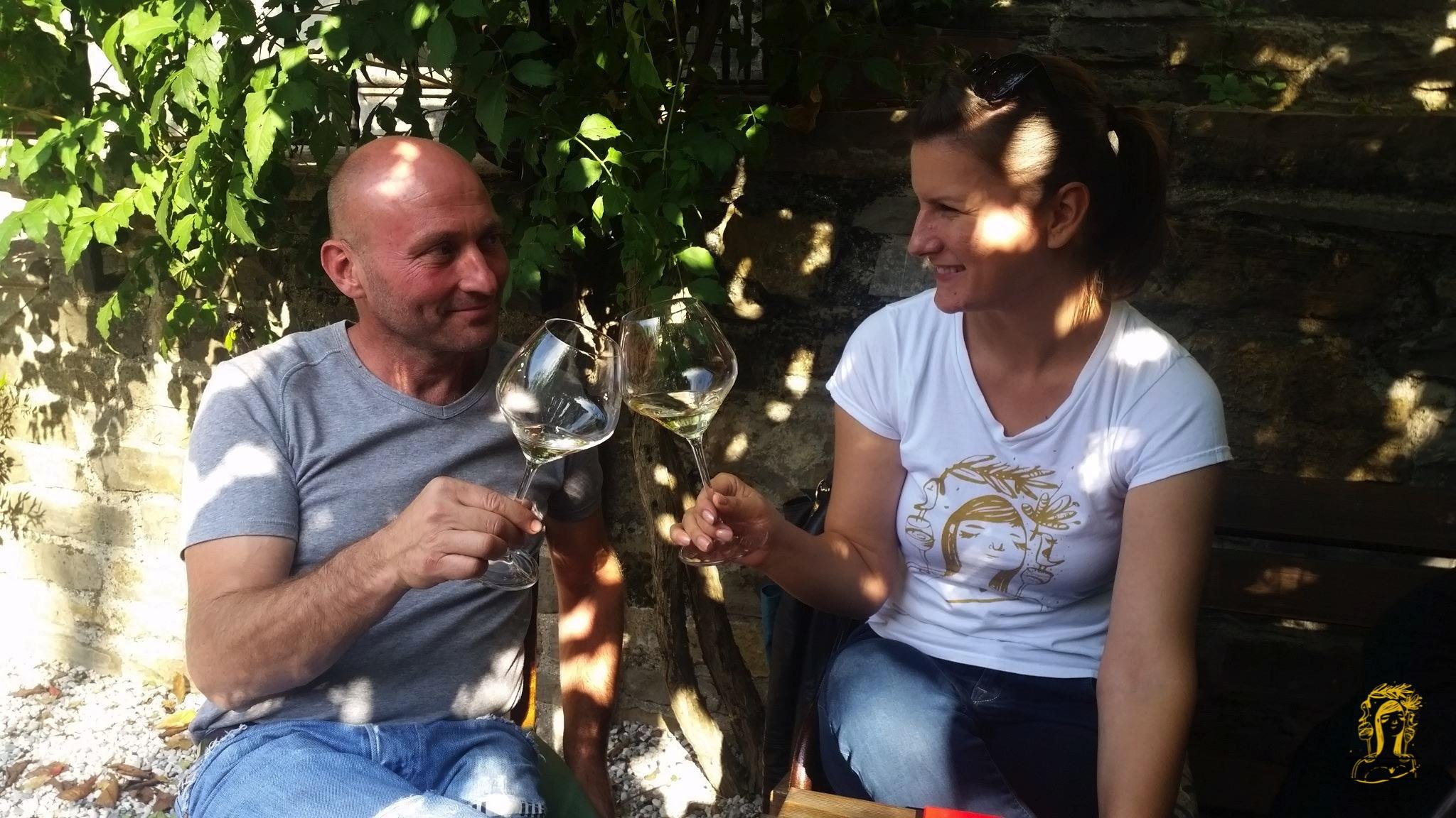 Aleš Jakončić i Jelena ŠImić Valentić