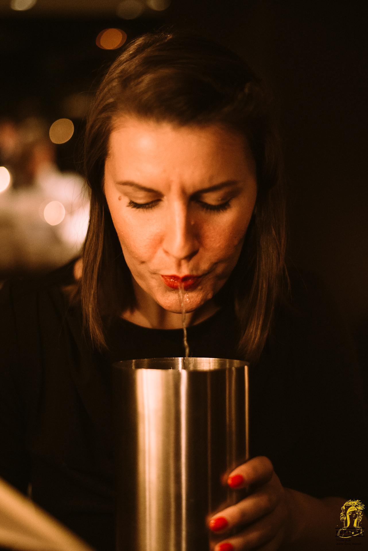pljuvanje vina