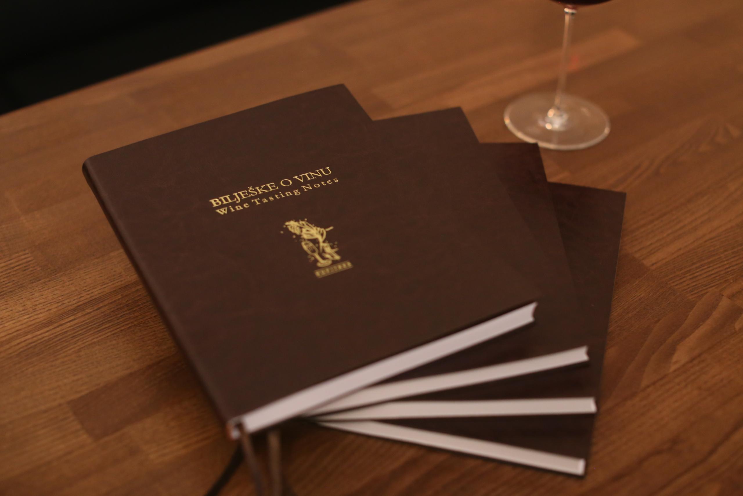 bilješke o vinu