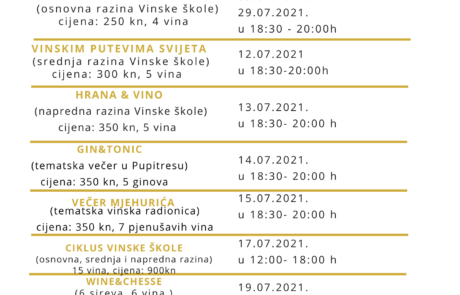 srpanj-2021-raspored-1-1