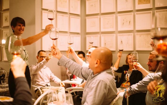 Vinska škola Prvi susret s vinom