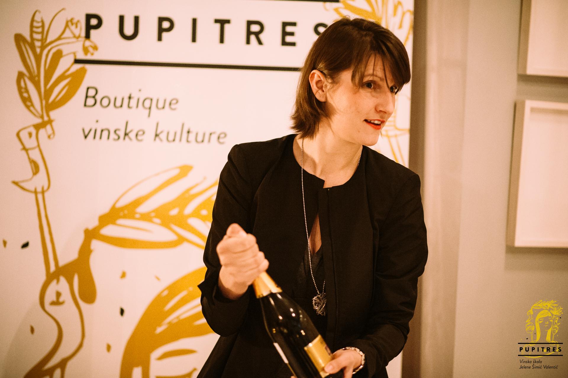 Šampanjci po izboru Jelene Šimić Valentić